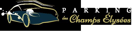 PARKING DES CHAMPS ELYSEES
